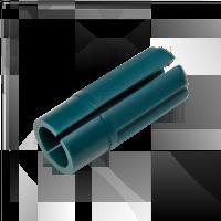 Leki split dowel - SLS 18mm (piece)