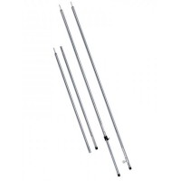 COI Tent Pole - 19/22.2mm x230cm adjustable w t/n, 10 pack
