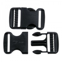 COI Buckle - side release 38mm, 2 pack