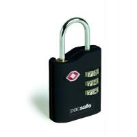 Pacsafe Prosafe 700 - TSA combo lock, black