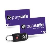 Pacsafe Prosafe 750 - TSA key card, black