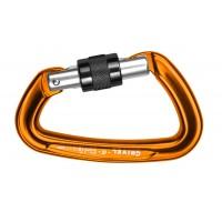 Grivel Carabiner - K1N Alpha, D shape screwgate