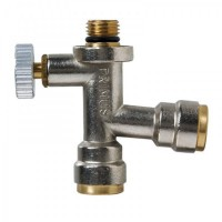 COI Primus internal valve adaptor - Primus to double outlet