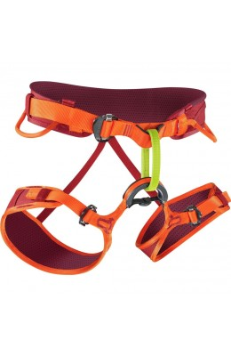 ED harness - Jay II size L, Red