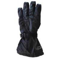 Glove Waveline Unisex, Black, XXS