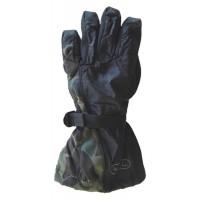 Glove Waveline Unisex, Black/Camo, XS