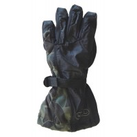 Glove Waveline Unisex, Black/Camo, M