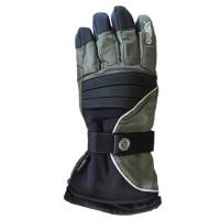 Glove Bad To The Bone Unisex, Blk/DGy/LGy, S