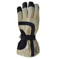Glove Hippo Unisex, Khaki/Black, L