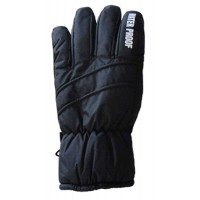 Glove Z18R Unisex, Black, XXL