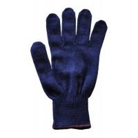 Glove Polypropylene Unisex, Navy, L