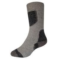 Sock Possum All Rounder, Natural-blk, 10-13