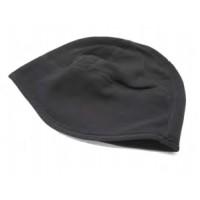 Fleece Under Helmet Beanie, Black, One