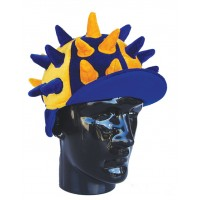 Hat Fun - Style 125 - Blue/Gold (BSC09144)