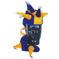 Hat Fun - Style Flasher 55 - Blue/Gold
