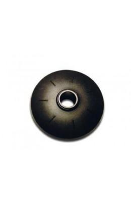 Basket - racing round - 50mm black, per 50 pairs
