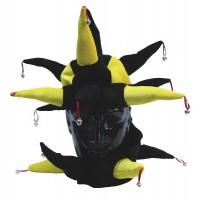 Hat Fun - Style 87A - Black/Yellow (V1173)