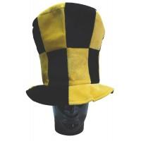 Hat Fun - Style 70 - Black/Yellow  (V1197)