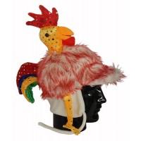 Hat Fun - Chicken - Pink (F1285)