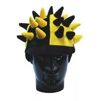 Hat Fun - Style 125 - Black/Yellow (BSC09144)