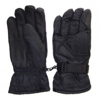 Glove 60411 Mens, Black, M
