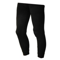 PP Thermals - Adult Long Pants, Black, XXL
