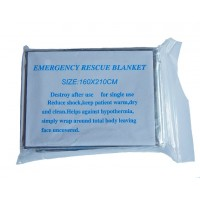 Emergency Blanket Thermal, foil