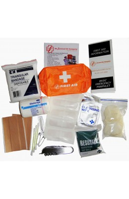 First Aid Kit - Day Pouch