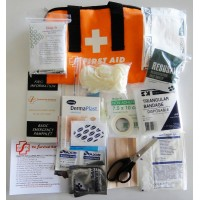 First Aid Kit - Tramper Solo Large Wallet