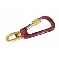 Grivel Carabiner - Rotor screw lock