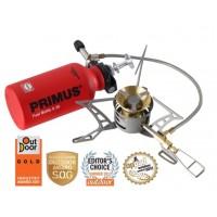 Primus stove - OmniLite Ti with 350ml fuel bottle