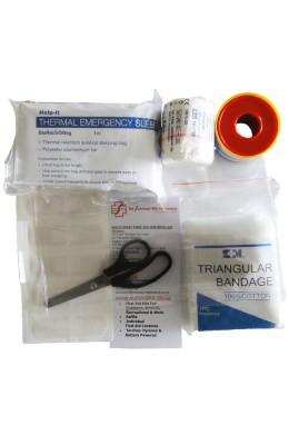 First Aid Kit - Multi Sport (foil bag), clear
