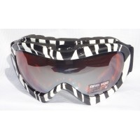 Goggles - Adult G1474S, Zebra, Sing