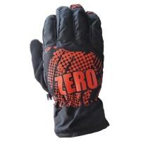 Glove X-Rider Unisex, Black/Red, XL