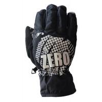 Glove X-Rider Unisex, Blk/Wht, M