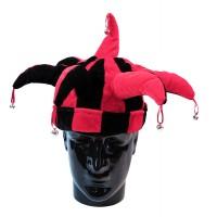 Hat Fun - Style 26 - Red/Black (BSV026)