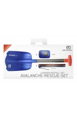 Ortovox Avalanche Rescue Set (Zoom+, Badger, Alu 240)