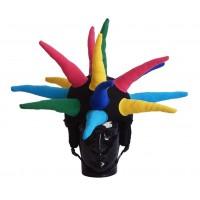 Helmet Cover - Spikes (S038)