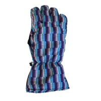 Glove DM02-02 Ladies, Tetris Print , S