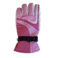 Glove DM02-07 Ladies, Pink , L