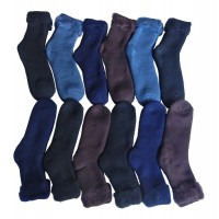 Sock Bed Adult 12pk, Assorted, L - DNT
