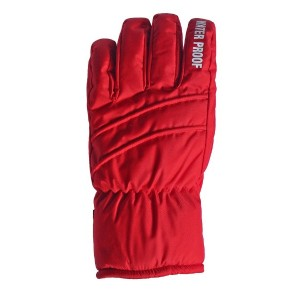 Glove Z18R Unisex, Red, XS