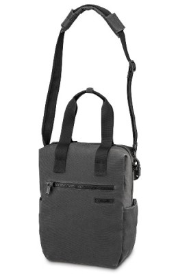 Pacsafe Intasafe Z300 tote bag, charcoal