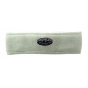 Fleece Headband Circular, Mint, One