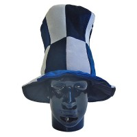 Hat Fun - Style 70 - Blue/White  (V1197)