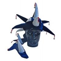 Hat Fun - Style 87A - Blue/White (V1173)