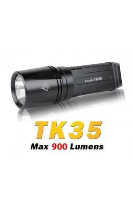 Fenix - Torch TK35 (900 lumens), black