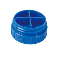 Nalgene Pillid, blue