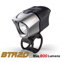 Fenix - Bike Light BTR20 (800 lumens), black
