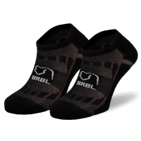 BRBL Bart 2 Pack, Black/Grey, L